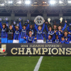 J.League 2014 : Le Gamba Osaka champion