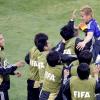 Le Japon répond présent