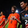 J-1 17ème journée : Nagoya, Shimizu et Kashima au coude à coude