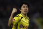 Shinji Kagawa inscrit son 6ème but de la saison en championnat