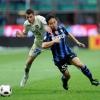 Massimo Moratti félicite en personne Nagatomo