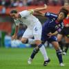 Mondial féminin 2011 : Angleterre 2-0 Japon