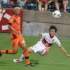 Nagoya Grampus : Soulagement pour Mu Kanazaki