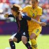 JO 2012 Football Féminin : Japon 0 – 0 Suède
