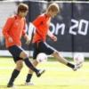 Yuki Otsu et Hiroki Sakai prêts pour le Maroc
