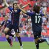 JO 2012 Japon 2-1 France : les nadeshiko en finale
