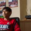 Kashima Antlers : Koji Nakata blessé aux ligaments