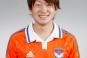 Kenji Koyano signe à Mito Hollyhock