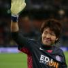 Shusaku Nishikawa signe à Urawa