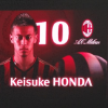 Le Milan AC de Keisuke Honda : Nippon Ganbare à San Siro