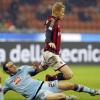 Milan AC : Keisuke Honda discret face au Torino