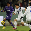 Inter Milan : Nagatomo passeur décisif contre la Fiorentina.