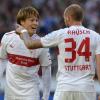VfB Stuttgart : Gotoku Sakai passeur décisif ! (vidéo)
