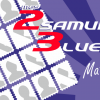 Mes 23 Samurai Blue – par Matt-san