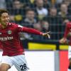 Hannover 96: Hiroshi Kiyotake buteur contre Dortmund