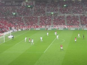 Saitama Stadium Urawa Reds Albirex Niigata