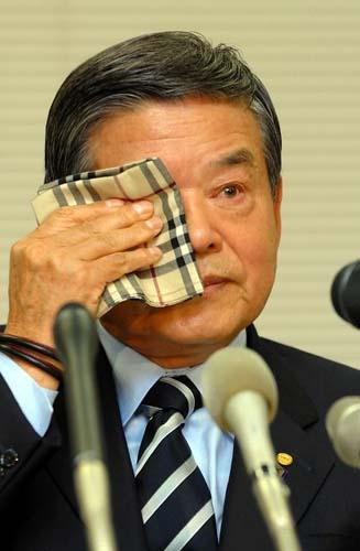 Saburo Kawabuchi, nouveau secrétaire général de la JFA