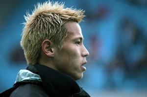 Keisuke Honda veut relever le défi de la Serie A
