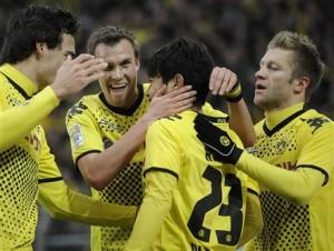 Shinji Kagawa, l'homme en forme du Borussia Dortmund